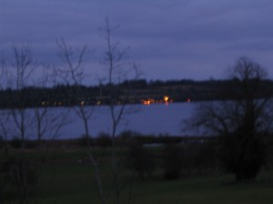 The Wineport from the opposite side of the bay