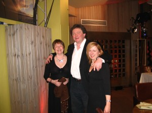 Myself and Yvonne with Tom Doorley