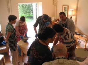 Everyone getting into baking