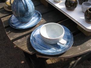 Beautiful pottery