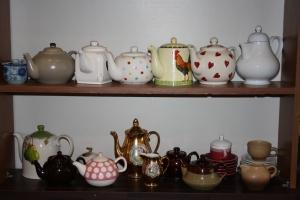 Lots of teapots