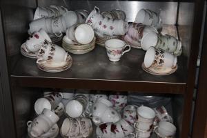 China teacups!