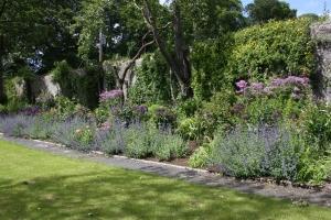 Angela's walled garden
