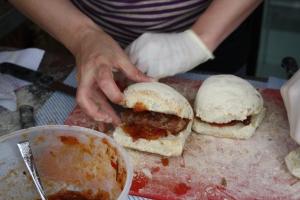 Organic Sausage in Waterford Bla