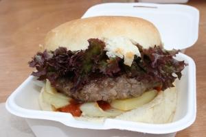 Clanwood Organic Burger