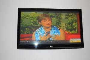 me on TV!