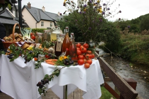 a selection of wicklow produce