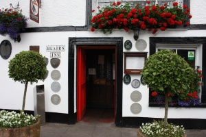 Front of Blair's Inn, Blarney