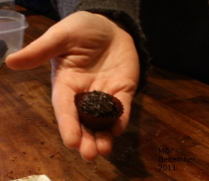 A perfect truffle