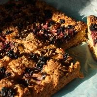 Rhusberry Bake