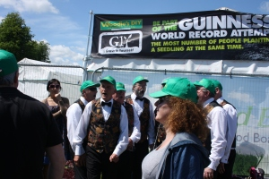 GIY Guinness Record breaking attempt