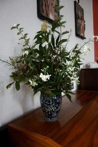Chuch Flowers