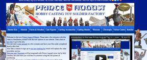 Toy Soldier Manufacturer