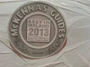 McKenna's Guides Best in Ireland 2013