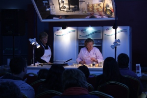 Cookery Demo