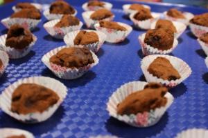Handmade Christmas Truffles