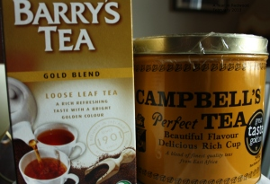 Barrys Tea v Campbells Tea