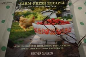 Farm Fresh Recipes by Heather Cameron