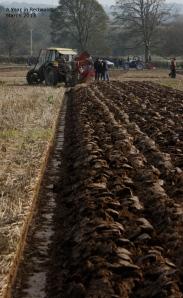 Precision of the plough