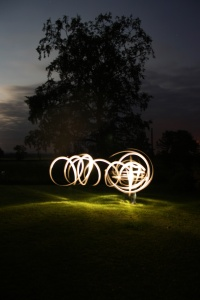 Playing with light
