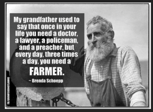 Farmers Feed Families