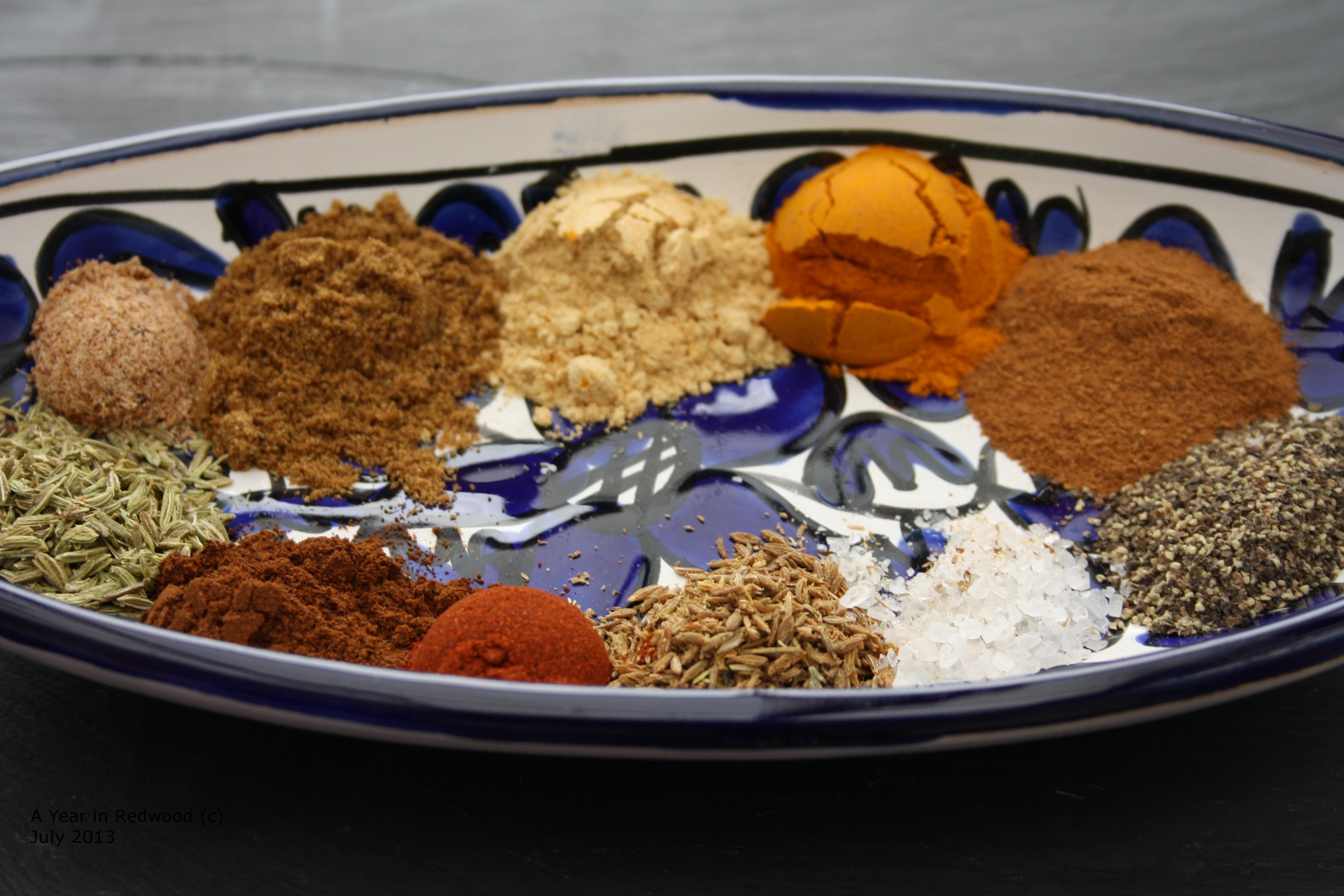 Lamb Chops Rubbed With Ras El Hanout Recipe — Dishmaps