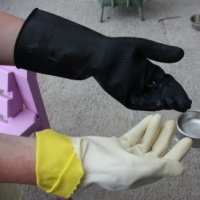 Rubber gloves - an update