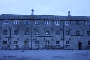 Womens' Yard & Dormitory