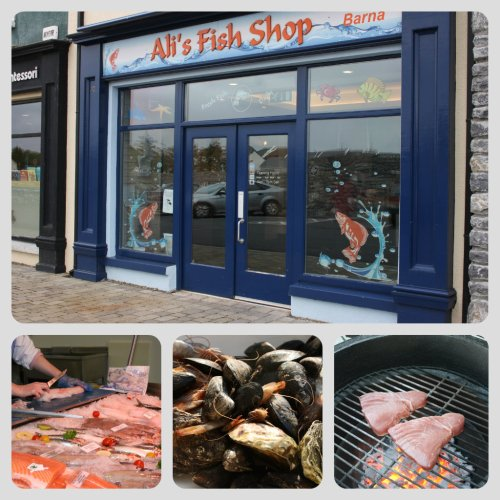 Ali's Fish Shop, Barna