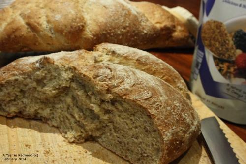 Birdseed Bread