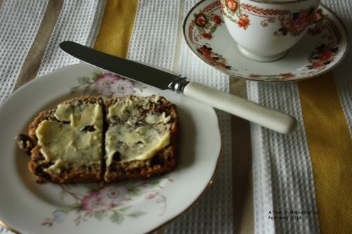 Honey Tea Bread