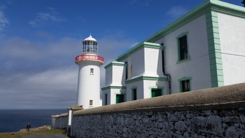 Aran Mór lighthouse
