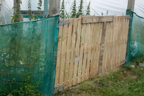 pallets - upcycled or is it recycled?