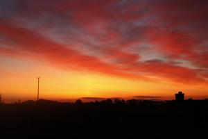 Autumn Sky at Dawn