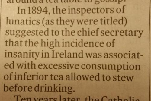 Tea Lunacy